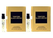 2 x TOM FORD BLACK ORCHID 0.05fl.oz/1.5ml CARDED SAMPLE