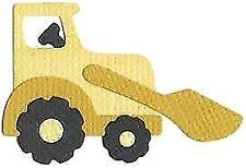 """QuicKutz Lifestyle 2"""" x 2"""" Cutting Die -  Tractor"""