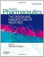 Aulton's Pharmaceutics: The Design and Manu... by Aulton BPharm  PhD   Paperback
