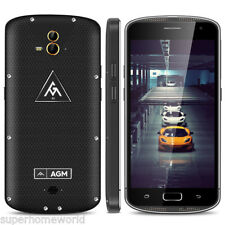 """5,5"""" AGM X1 IP68 64GB+4GB 4G Smartphone Outdoor Handy OctaCore 2Sim 13MP Android"""