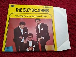 THE ISLEY BROTHERS - The Isley Brothers - Vinyl LP *Starline/Motown SRS 5098*