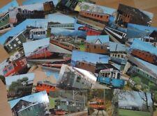 150 Ansichtskarten Eisenbahn Train Railway Schweiz !!