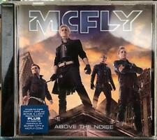 Above the Noise Mcfly CD