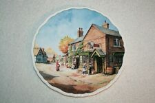 Royal Doulton Collector'S Plate Penny Wise / Village Life Series Anthony Forster