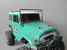 Front Windshield Protector Metal Frame Rack Tamiya 1/10 Toyota Land Cruiser 40