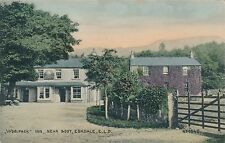 Postcard The Woolpack inn nr boot Eskdale A2