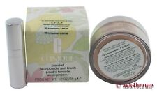 Clinique Blended Face Powder And Brush ( 03 Transparency) 1.2oz New In Box