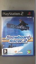 SNOWBOARD RACER 2    PS2    PLAYSTATION 2  usato