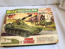 Rare Dinky Military Kit 1034 155mm Mobile Gun Excellent Sealed