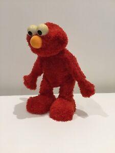 Fisher Price Mattel Seasame Street Elmo Live Interactive Toy Plus Talking