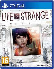 LIFE IS STRANGE PS4 Game (BRAND NEW SEALED) INDIAN MRP STOCK