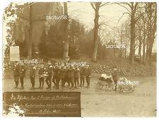 Altes Foto Schüler der I. Klasse zu Vellahn 1915 Dorfkirche Ludwigslust-Parchim