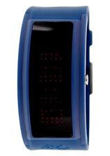 Men's Quartz (Battery) Rectangle Plastic Case Wristwatches