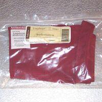 Longaberger Paprika SMALL GATEHOUSE Basket Liner ~ Brand New in Original Bag!