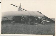 Aviation c. 1930 - Avion Farman 60 Accidenté - AVI 64