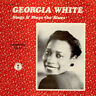 Georgia White - Sings And Plays The Blues (Vinyl LP - 1983 - US - Original)