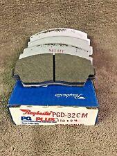 Fits 1987-1993 Mazda B2600 Brake Pad Set Front Centric 29937QM 1991 1992 1990 19