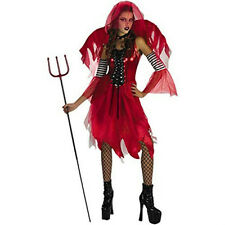 Women's Devil Fairy Halloween Costume Size 12-14 Adult
