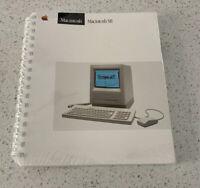 Macintosh SE User Guide Manuel 030-1337-A Apple Computer, Inc.-