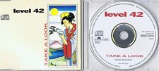 Level 42-take a look-CD MAXI-Extended Mix