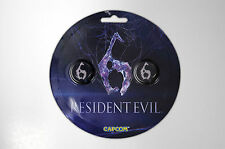 NEW Special Limited Edition Resident Evil 6 Analog Thumb Gripz for PS3 & XboX360