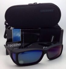 Polarized COCOONS Sunglasses C422M Medium-Large Fits Over Rx Eyeglasses Black