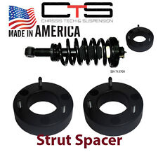 "BLACK BILLET COIL SPACER LIFT KIT FRONT 3.5"" 4X4 4WD FX4 Ford F-150 009-12"