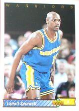 CARTE  NBA BASKET BALL 1993  PLAYER CARDS LATRELL SPREWELL (162)