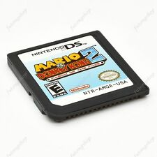 MARIO DONKEY KONG 2 Game Card Children Gift Nintendo DS NDS DSI 3DS US Version
