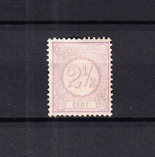 Nederland 33 Cijfer 1876 ongebruikt zonder gom