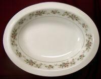 """Noritake YBRY 10 3/8"""" Oval Vegetable Bowl"""
