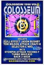 COLOSSEUM 1996 4XCD BOX SET