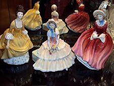 Royal Doulton Pretty Ladies (3) Day Dreams-Coraline-Denise /Handmade England