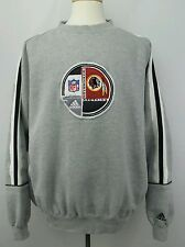 Vintage Adidas NFL Washington Redskins Pullover Sweater Size Adult 2XL