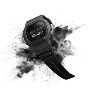Authentic Casio G-Shock DW-5600BB-1 Men's Watch Digital Display Quartz Resin