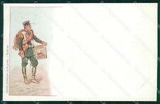 Military Russia Russian Soldier postcard XF3654