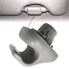 Grey Sun Visor Sunvisor Clip Hook For Honda CR-V Civic Accord Odyssey Pilot