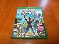 Kinect Sports Rivals (Microsoft Xbox One, 2014) CIB Complete TESTED Fast Ship