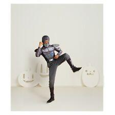 Boys' Light Up Cyborg Ninja Halloween Costume Small 4-7 Hyde and Eek! Boutique
