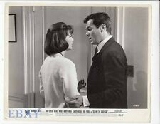 Natalie Wood Tony Curtis VINTAGE Photo Sex And The Single Girl
