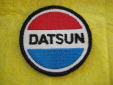 """Vintage Datsun 510 240Z 260Z 280Z Racing Team Patch 3 """" X 3"""""""