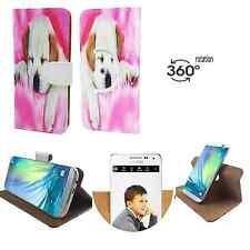 Samsung Star S5230 - Smartphone Hülle Tasche Schutzhülle - 360° XS Hund 1