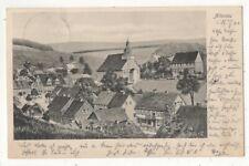 Altenau Germany 1904 Postcard 201c