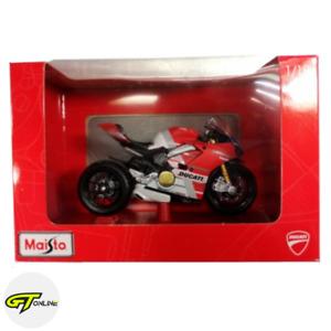 Genuine Ducati Panigale V4 S Corse Motorcycle Diecast Model 1:18 | OEM 987702820