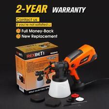 700Watt High Power Paint Sprayer,1000ml/min HVLP Home Electric Spray Gun