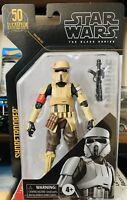 "Hasbro 2021 Star Wars Black Series Archive Shore Trooper 6"" Action Figure - NEW"