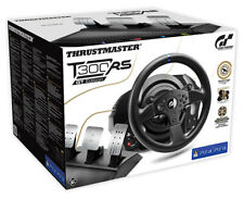 Thrustmaster T300 Rs Racing Wheel Gt Edition Wheel + Pedal PS4 PLAYSTATION 4