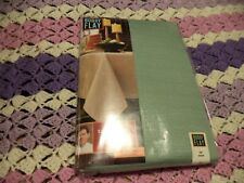 Bobby Flay Gramercy Tablecloth - 70'' Round Blue/Green Table Cloth