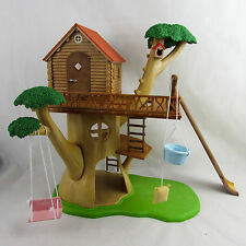 Sylvanian Families Tree House Set Boxed