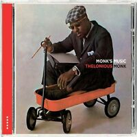 Thelonious Monk - Monks Music [New CD] Bonus Tracks